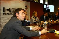 HRT General Director Saul Ruiz de Marcos
