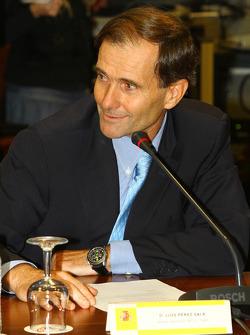Team Principal Luis Perez-Sala