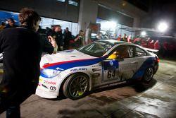 Pitstop #64 Sponsorcard: Bonk Motorsport BMW M3: Andreas Möntmann, Tim Mullen, Adam Christodoulou, Phil Quaife