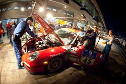 Pitstop #45 Race & Event Porsche GT3 RS: Johannes Kirchhoff, Wolfgang Kemper, Gustav Edelhoff, Elmar