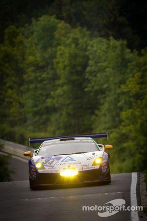 #34 Reiter Engineering Lamborghini LG 600: Ferdinand Stuck, Johannes Stuck, Hans-Joachim Stuck, Denn