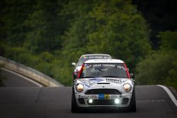 #154 s.i.g-Motorsport Mini Cooper: Andy Glanc, Ingo Gaupp
