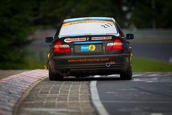 #217 BMW E 46 325i: Kornelius Hoffmann, Reiner Bardenheuer, Dirk Roth, Thomas Simon