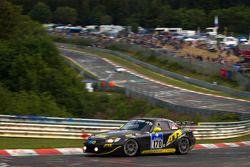 #170 Team ATS Motorsport Honda S2000: Ralf Schmid, Harald Jacksties, Frank Lorenzo, Friedhelm Mihm