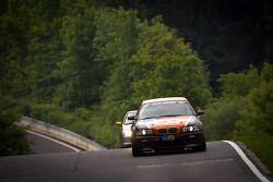 BMW M3 E46 : David Ackermann, Jens Riemer, Raphael Klingmann