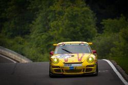 #56 Porsche GT3 Cup: Chris Cooper, Guy Spurr, Chris Harris, Barry Horne