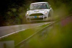 #153 s.i.g-Motorsport Mini Cooper: Steffen Schmid, Hitoshi Goto
