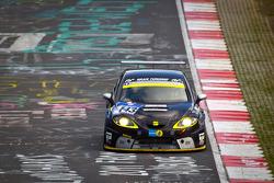 #143 Seat Leon Supercopa: Heiner Immig, Wayne Moore, Maurice O'Reilly