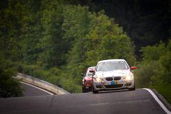 #131 Bergischer Motor Club e.V. i. ADAC BMW 325i E92: Gianvito Rossi, Diego Romainini, Alfredo Varini, Alexander Rappold
