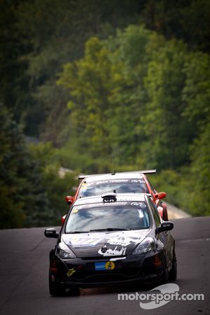 #177 Jet Black Racing Renault Clio Cup III: Anders Majgaard, Niels Borum, Dan Träger, Johnny O'Conne
