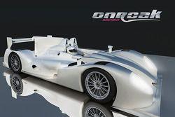 The 2012 Oak Pescarolo LMP3