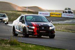 HART / Honda Performance Development: Steven Eich, Chad Gilsinger, Eric Ross, John Schmitt, John Sch