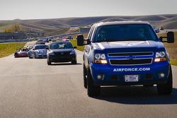 2011 NASA 24 Hours of Thunderhill - Race Start
