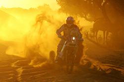 Bikes at dawn