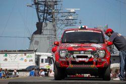 #406 Fiat: Loris Calubini and Alberto De Pretto