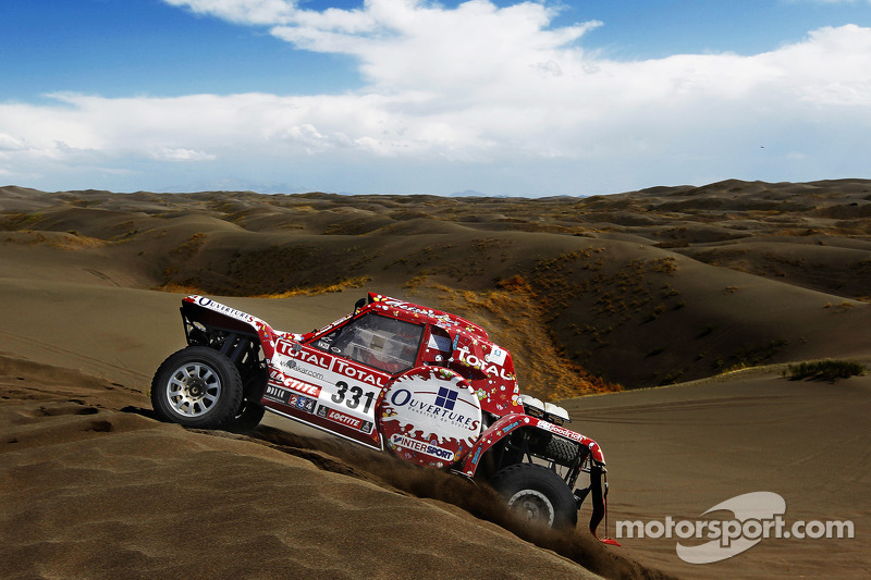#331 Buggy: Thierry Magnaldi and François Borsotto