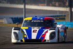 #2 Starworks Motorsport Ford Riley: Ryan Hunter-Reay, Tony Kanaan, Miguel Potolicchio, Maurizio Scal