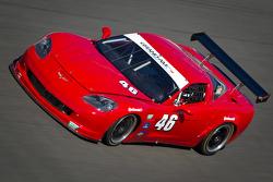 #46 Michael Baughman Racing Corvette: Michael Baughman, Ray Mason, Mike Yeakle