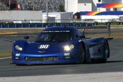 #90 Spirit of Daytona Chevrolet Corvette DP: Antonio Garcia, Oliver Gavin