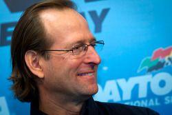 50+Predator/Alegra press conference: Jim Pace