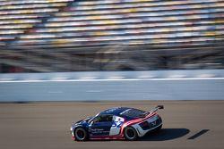 #52 Audi Sport AG Audi R8 Grand-Am: Frank Stippler