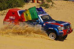 Beach racing