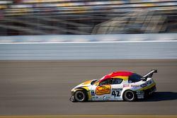 #42 Team Sahlen Mazda RX-8: Dane Cameron, Joe Nonnamaker, Wayne Nonnamaker, Will Nonnamaker, Joe Sah