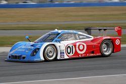 #01 Chip Ganassi Racing with Felix Sabates BMW Riley: Joey Hand, Scott Pruett, Graham Rahal, Memo Ro