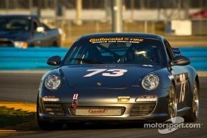 #73 DeMan Motorsport Porsche Carrera 2: Rick DeMan, Dan Ferguson