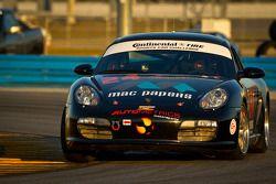 #24 Autometrics Motorsports Boxster: Tim Evans, Cory Friedman, Mac McGehee