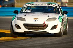 #27 Freedom Autosport Mazda MX-5: Tyler Cooke, Gilbert Galle, Tom Long