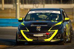 #32 i-MOTO Mazda Speed 3: Jayson Clunie, Pierre Kleinubing