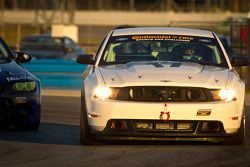 #17 BTE Sport Mustang Boss 302R: Emmanuel Anassis, Alain Desrochers, Anthony Massari