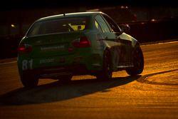 #81 BimmerWorld Racing BMW 328i: David Levine, Gregory Liefooghe