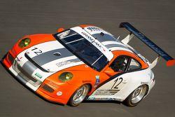 #12 Alliance Autosport Porsche GT3: Scott Rettich, John Schneider, Darryl Shoff