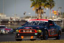 #15 Rick Ware Racing Ford Mustang: Chris Cook, Doug Harrington, Timmy Hill, Jeffrey Earnhardt