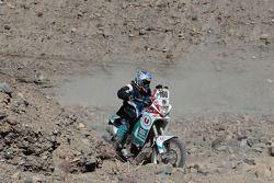 #160 Yamaha: Eric Hamel