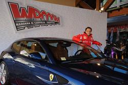 Фелипе Масса. Wrooom 2012: мероприятие для прессы в Мадонна-ди-Кампильо, день 1.
