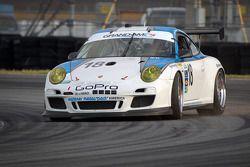 #18 Mühlner Motorsports America Porsche GT3: Thomas Gruber, Mark J. Thomas