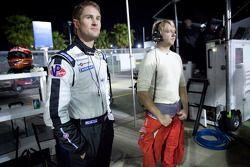 Ryan Hunter-Reay en Ryan Dalziel