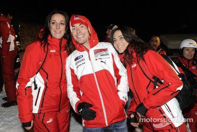 Wroom 2012: Encuentro esquí prensa, Madonna di Campiglio