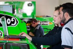 Stewart-Haas Racing Chevrolet teamleden