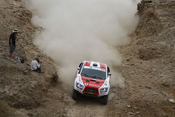 #317 Mitsubishi: Erik Wevers, Fabian Lurquin