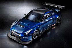 El nuevo Nissan GT-R NISMO GT3