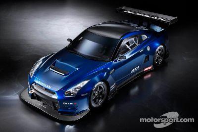 Nissan GT-R GT3, presentación