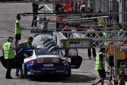 #14 Autorlando Sport Porsche 997 GT3 R: Mario Cordoni, Diego Romanini, Tommaso Rocca, Alessandro Gar