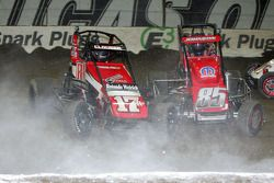 Mario Clouser and Matt Johnson