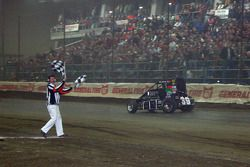 Kevin Swindell wins the A main
