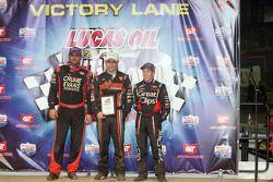 Shane Cottle, Kevin Swindell en Brad Sweet