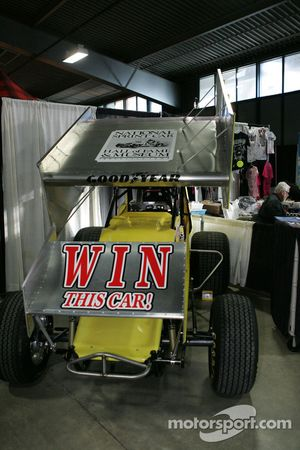 National Sprint Car Hall of Fame drawing